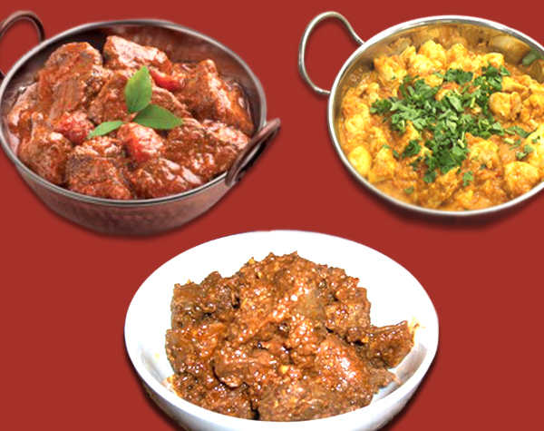Bhoona(Lamb/Beef/Chicken)