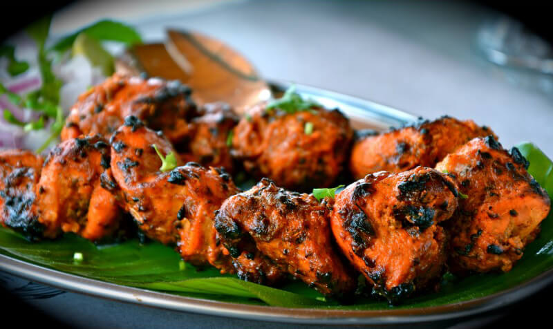 Chicken Tikka (3 pcs)