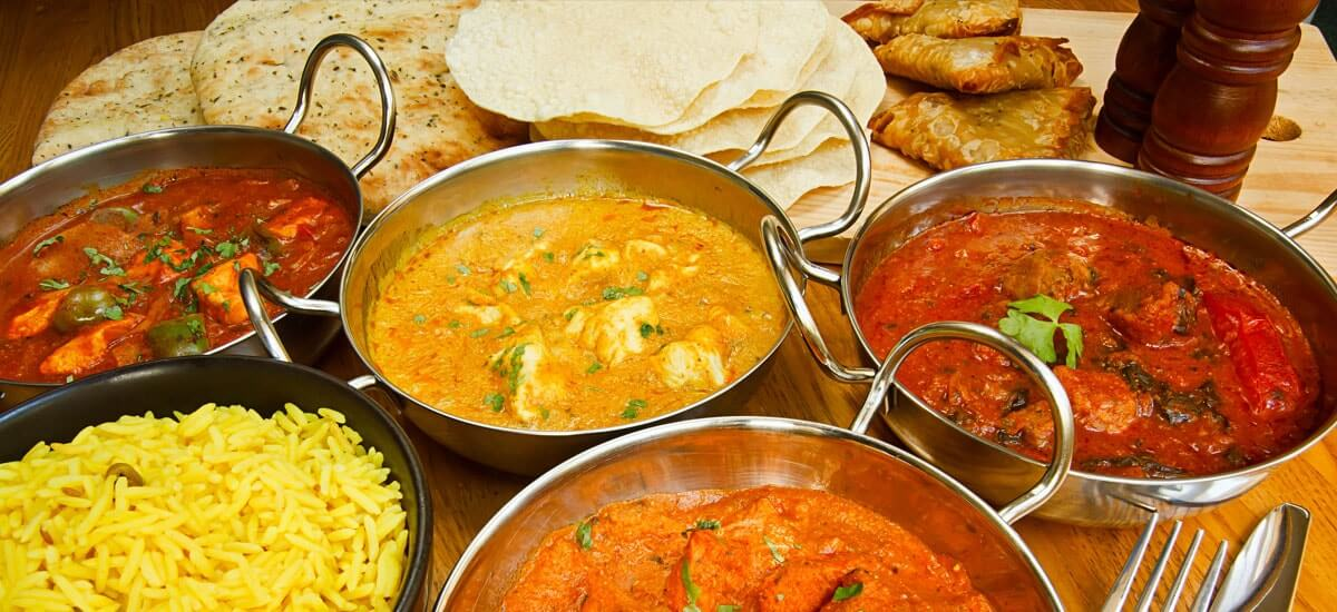 What are the misconceptions related to Indian food which you must know?