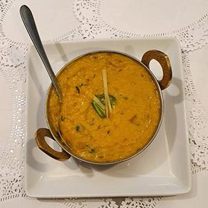 Dhal Tadka(yellow Lentils)