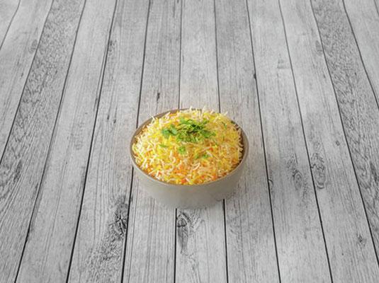 Saffron-Rice