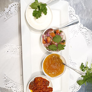 Side Dish Platter (Choice of Any 4)