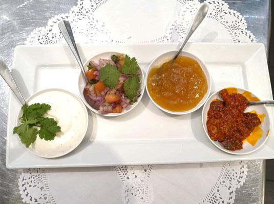 Side-dish-platter