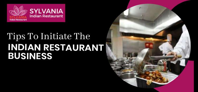 How to start an Indian restaurant business